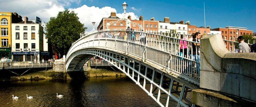 IRLANDA : DUBLINO (FAMIGLIA) DAI 18 ANNI IN SU – CORSI STANDARD O INTENSIVE