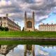 INGHILTERRA: CAMBRIDGE (FAMIGLIA: 14-16 ANNI; RESIDENCE: 13-17 ANNI) – Dal 4 al 18 luglio 2021